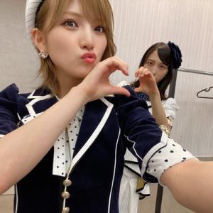 【AKB48】髪色の変化が激しい岡田奈々。好きな髪色とケア方法&小栗有以とのオンラインお話し会で意外な場所から参加した人