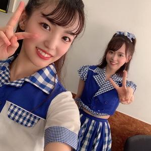 【AKB48】新コンビ「したおのうえ」で会話をすると…&別れ際の一言がさっぱりしてる二人【倉野尾成美・下尾みう・尾上美月】