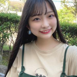 【HKT48】馬場彩華が生放送の番組で初遅刻&背景に注目しちゃうオンラインお話し会