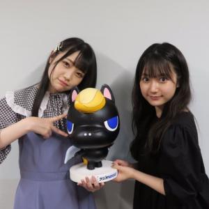 【AKB48】アニメ好きの佐藤美波が憧れている声優は?&鈴木くるみ「大食いに挑戦したいと思ってて」