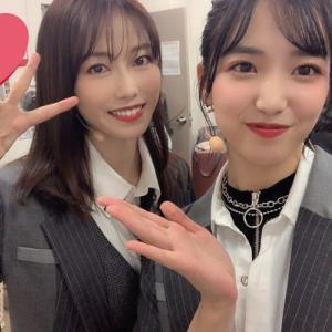 【AKB48】下尾みうが横山由依に卒業することを告げられた夜&小栗有以の紅茶フラペチーノの旅