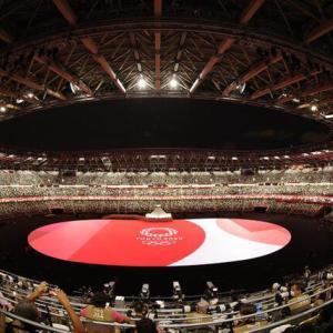 海外「日本がやってくれた!」東京オリンピック選手入場にドラクエテーマ曲