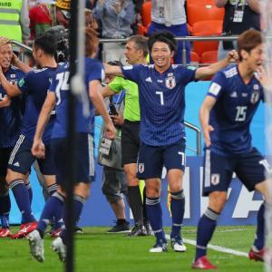 海外「大会トップ3に入る試合だ!」日本代表のセネガル戦に海外も大興奮!