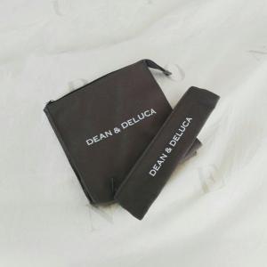 超人気付録【DEAN&DELUCA】保冷バッグとカトラリーポーチ