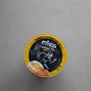 【コストコ】期間限定「オイコス柑橘ミックス」食べてみました