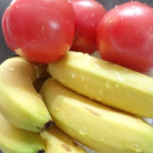 バナナは毎日の朝食に 低糖度バナナ