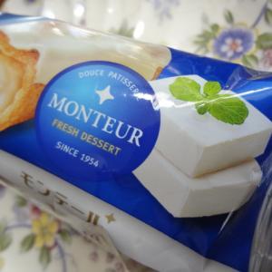 モンテール お菓子 チーズのエクレア