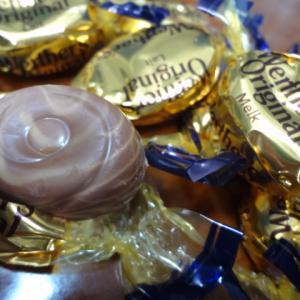 ドイツ製のチョコレート