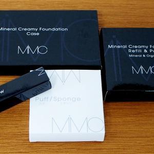 【MiMC】ミネラルクリーミーファンデーションを購入
