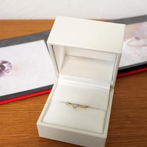 ピンクダイヤの指輪を【YUDA】でフルオーダーした♪