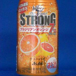 アサヒ チューハイ ハイリキ ザ・スペシャル ストロング ブラジリアンオレンジ