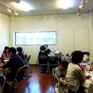 【開催レポ】初主催イベント大成功でした!「美と健康の癒し展~なないろカフェ~」