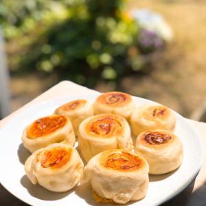 フライパンで手作りパン