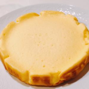 めちゃうま簡単チーズケーキ