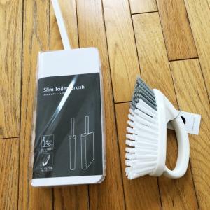 KEYUKA のお掃除ブラシとトイレブラシ