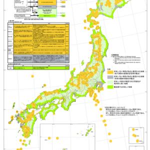 高レベル放射性廃棄物処分場の科学的特性マップ公開