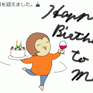 誰の誕生日?