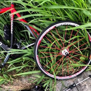 タイヤの組付け失敗