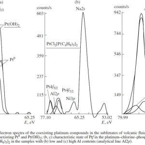 択捉島の火山噴気孔で発見された未知のプラチナ鉱物