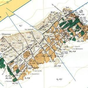 色丹島での銅・クロムの鉱化作用