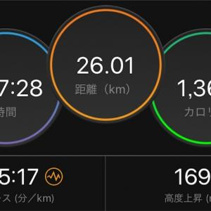 帰宅ラン【2019/09/19夜ラン】