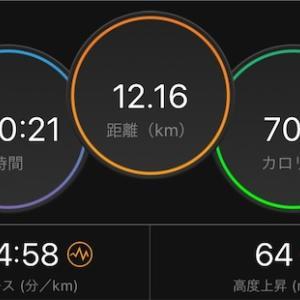 芝生ランナー【2020/05/18夕方ラン】