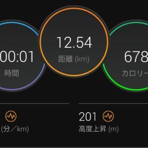 幹線道路ジョグ【2021/04/30朝ラン】