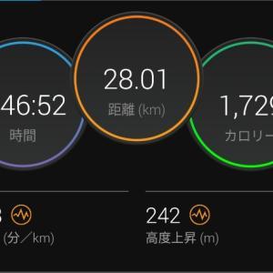 モリコロパークLSD【2021/05/09午前ラン】