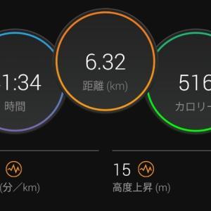 疲労抜きジョグ【2021/05/11夜ラン】