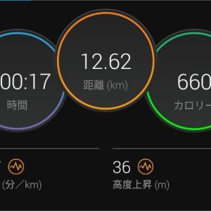 安定のEペースジョグ【2021/06/10夜ラン】