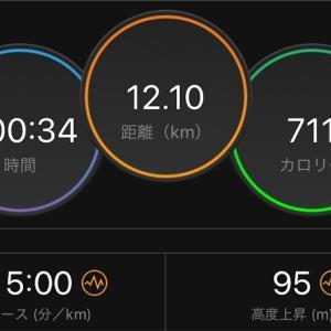 夏休み開始【2019/08/10午後ラン】