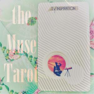 ∞ THE MUSE TAROT ∞ 現代アート系タロットレビュー♥