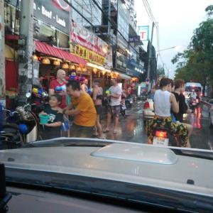 タイ正月2563年 ソンクラーン水掛け祭り2020?