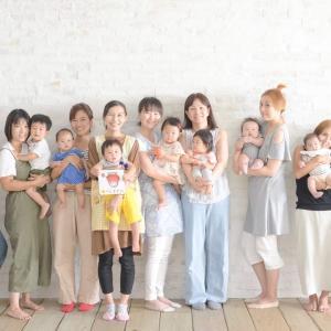 【開催レポ】赤ちゃんたくさん♡ベビーマッサージ