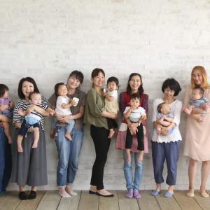 【開催レポ】ママの笑顔が溢れた♡ベビーマッサージ@フォトスタジオココア港南店