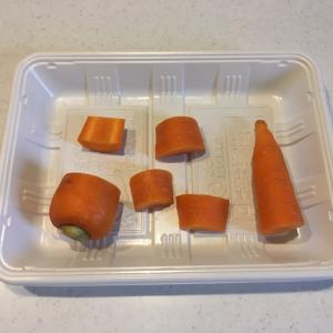 今日はこのお野菜で・・♪