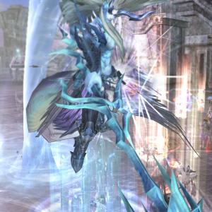 428日目:空飛ぶ精霊王
