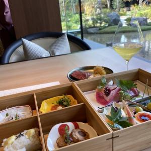 三井の最高級ホテルが京都に HOTEL THE MITSUI KYOTO 開業日に行ってきました♪ レストラン都季