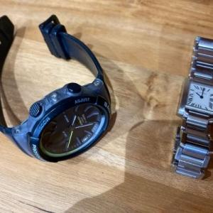 夏本番前!腕時計のベルトのお手入れは重曹で。