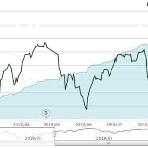 最近 悲観論が広がっているらしい日本株式を見てみる 2019/8