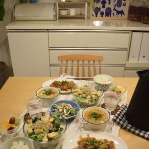 最近の我が家の食卓~後編☆