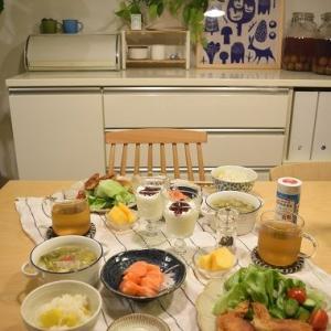 誕生日の晩ご飯☆
