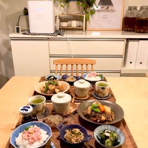 やっぱり大好き、和の晩ご飯☆