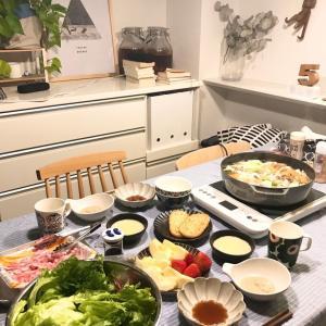野菜たっぷり晩ご飯☆