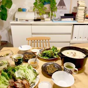 野菜たっぷり晩御飯☆