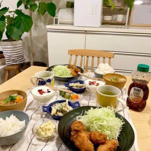 手軽で美味しいお家定食☆