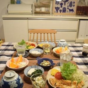 健康的な晩ご飯☆