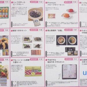3月の株収支&内外トランスライン優待カタログ