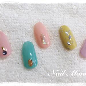 New Nail Sample