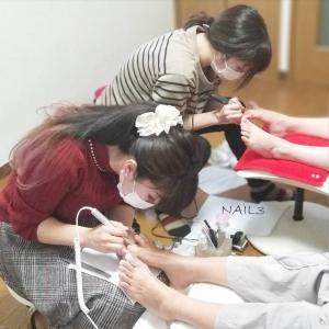 JNTA巻き爪プロフェッショナルコース10期生!新しいインストラクターの誕生です☆